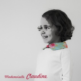 Col Mademoiselle Claudine