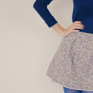 Mademoiselle [TwisT] skirt