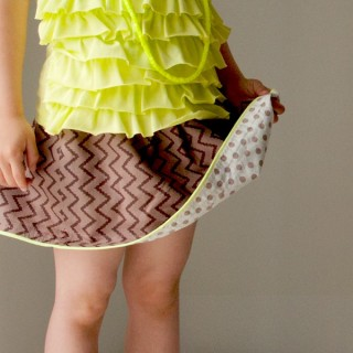 Little [TwisT] skirt